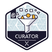 badge for curator module