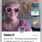 screen capture from Flipgrid video