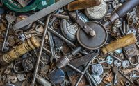 image of a jumble of tools