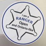 open ranger badge